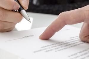 bračni ugovor