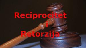 reciprocitet retorzija